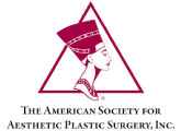 american society aesthetic plastic surgery